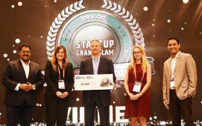 Opu Labs Selected as Winner of the Start-up Grand Slam in Singapore